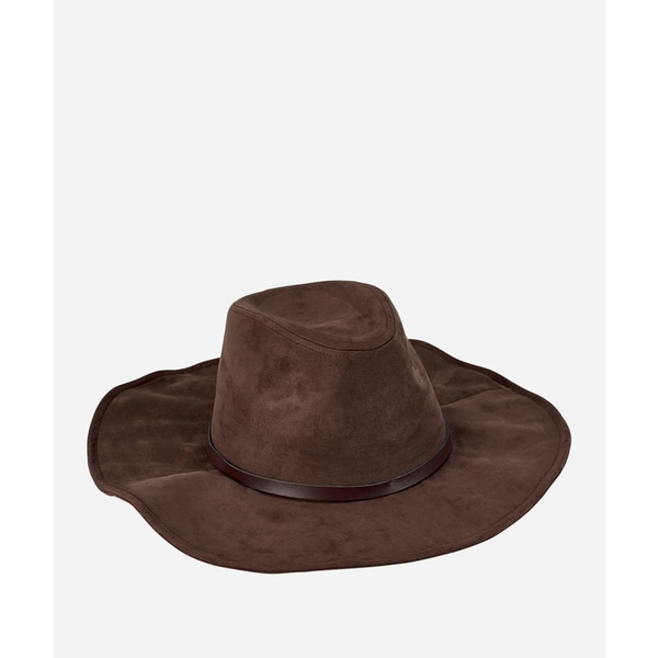 Shop San Diego Hat Company 8-12 Youth Faux Suede Floppy-Brown - Free  Shipping On Orders Over  45 - Overstock.com - 16986057 c15a03e6409