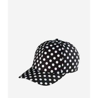 San Diego Hat Company Kids 3-7 Years Polka Dot Ball Cap With Adjustable Back-Polka Dots-Medium/Large