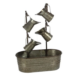 Robust Metal Water Fountain