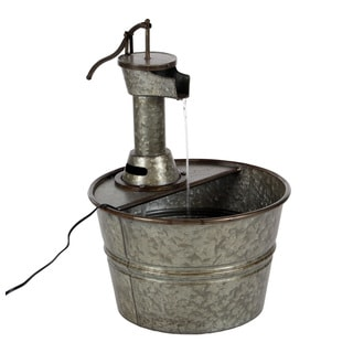 Clannish Metal Water Fountain