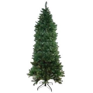 "12' x 70"" Eastern Pine Slim Artificial Christmas Tree - Unlit"