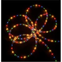 102' Multi-Color Indoor/Outdoor Christmas Rope Lights
