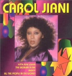 CAROL JIANI - HIT 'N RUN LOVER/THE WOMAN IN ME