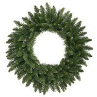 "48"" Eastern Pine Artificial Christmas Wreath - Unlit"