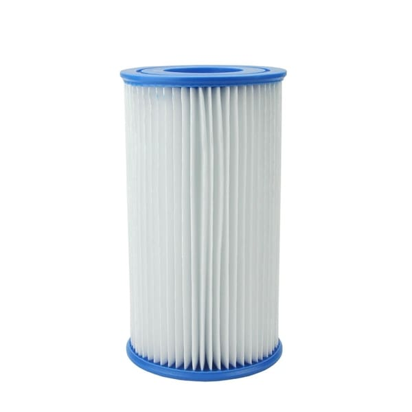 """19.5"""" Swimming Pool Replacement Filter Core Cartridge - Blue"""