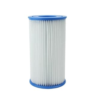 "19.5"" Swimming Pool Replacement Filter Core Cartridge - Blue"