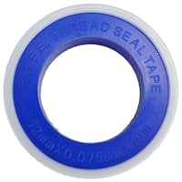 "394"" White Swimming Pool or Spa Teflon Thread Seal Tape"