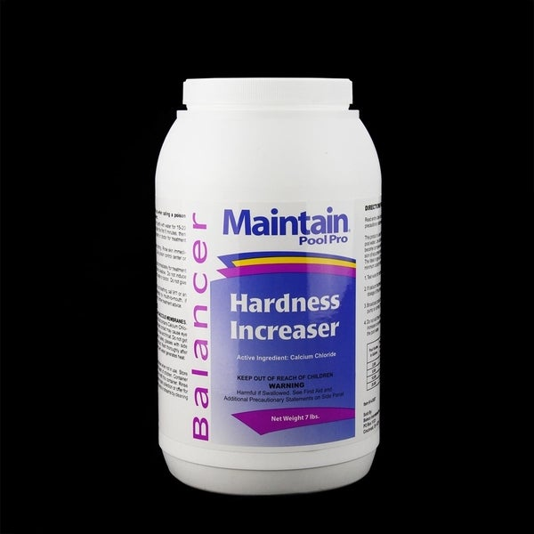 Maintain Pool Pro Balancer Calcium Hardness Increaser 7lbs - White