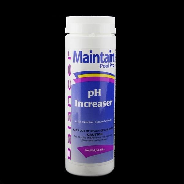 Maintain Pool Pro Balancer pH Increaser 2lbs - White