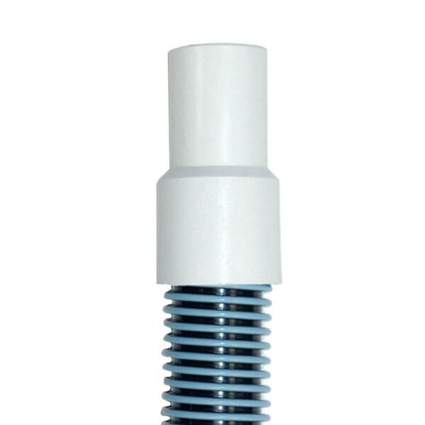"Spiral Wound Vacuum Swimming Pool Hose - 35' x 1.5"" - Blue"