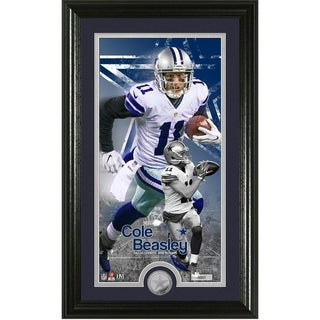 Cole Beasley Supreme Mint Coin Photo Mint - Multi-color