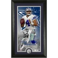 Dak Prescott Supreme Mint Coin Photo Mint - Multi-color