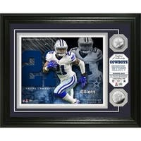 Ezekiel Elliott Silver Coin Photo Mint - Multi-color