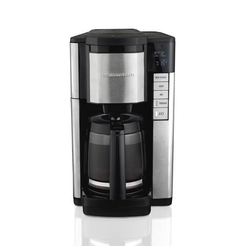 Hamilton Beach Programmble Easy Access Plus Coffee Maker