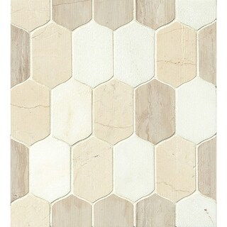 Lily Blended Mosaic Tuileries (Case of 10)