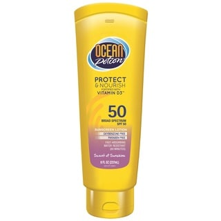 Ocean Potion 8-ounce Protect & Nourish Lotion SPF 50
