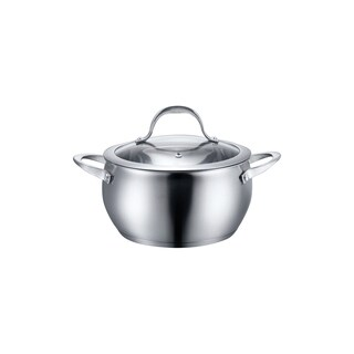 Stainless Steel Cookware Bean Pot 4 QT