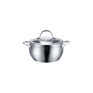 Stainless Steel Cookware Bean Pot 3 QT