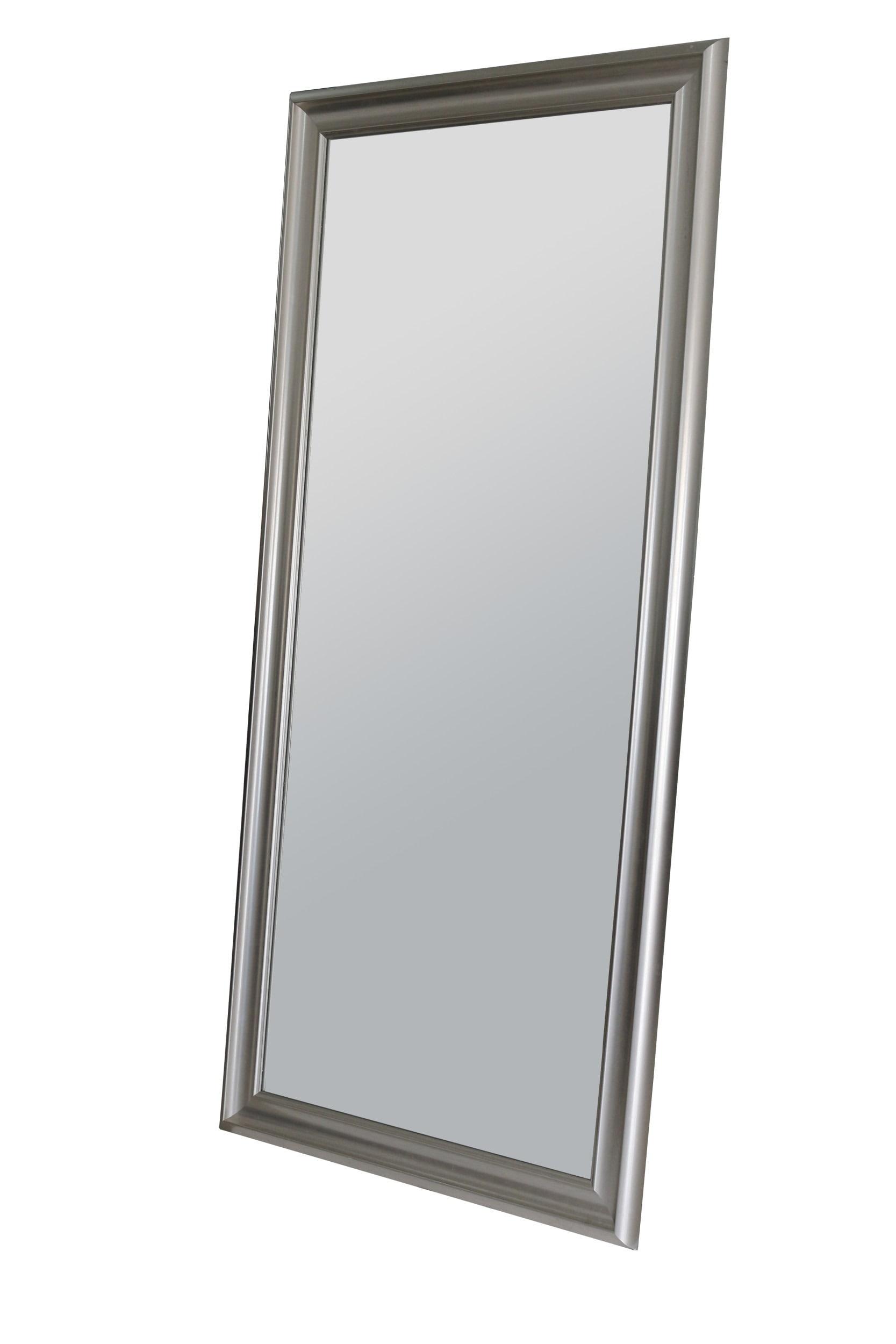 Chic home bleeker mirror modern burnished rectangular wall mirror chic home bleeker mirror modern burnished rectangular wall mirror amipublicfo Gallery