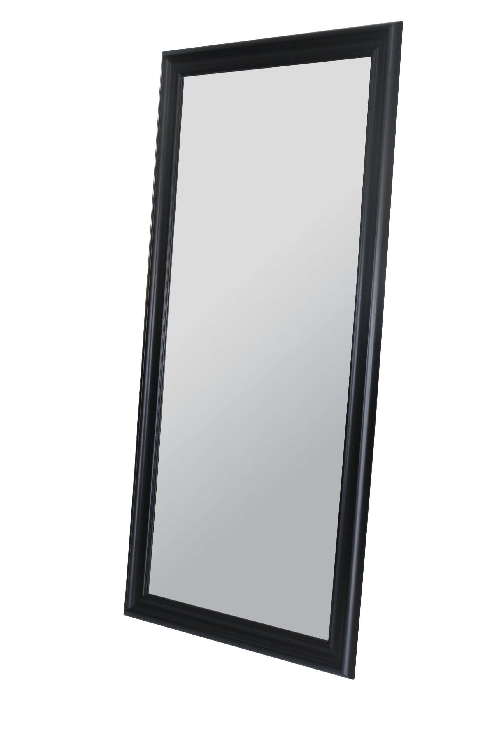 Chic Home Bleeker Mirror Modern Burnished Rectangular Wall