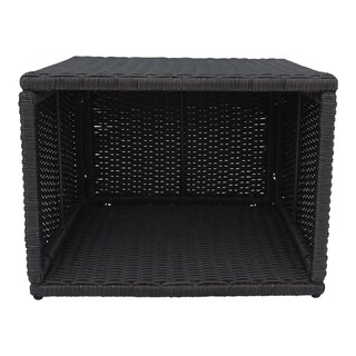 Canadian Spa Side Table - Square Spa Surround Furniture