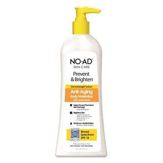 NO-AD Prevent & Brighten Lotion SPF 15