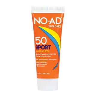 NO-AD Sport 1.5-ounce Sunscreen Lotion SPF 50 Travel Size