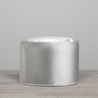 Little Seeds Metallic Pouf