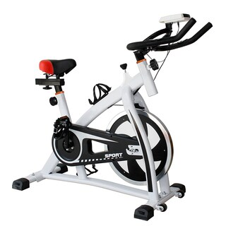 Indoor Cycling Bike / Bike Trainer - White