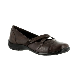Easy Street Women's Marcie Slip On (Brown)