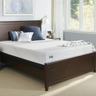 Sealy Conform Essentials Plush 11.5-inch King-size Gel Memory Foam Mattress