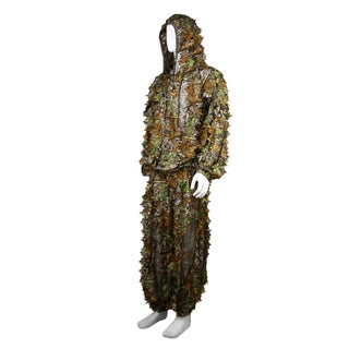 Woodland Hunting Camo Jungle Suit Set