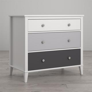 Little Seeds Monarch Hill Poppy 3-Drawer Dresser