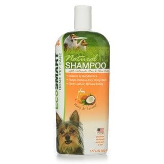 EcoSmart Natural Shampoo With Oatmeal, Aloe & Shea Butter (1 pk)