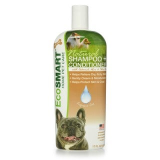 EcoSmart Natural Shampoo & Conditioner - Fragrance Free