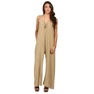 Xehar Womens Scoop Neck Wide Leg Jumpsuit|https://ak1.ostkcdn.com/images/products/16994880/P23277506.jpg?impolicy=medium