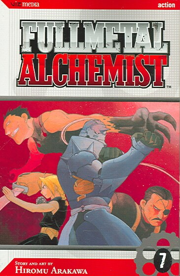 Fullmetal Alchemist 7 (Paperback)