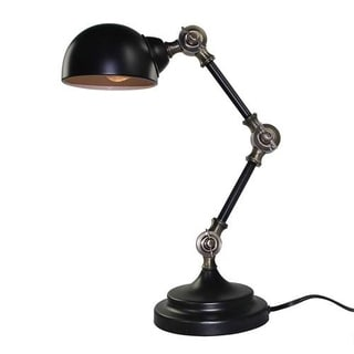 LNC Plug-in Adjustable Table Lamps 1-light Reading Lamp