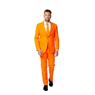 OppoSuits Men's The Orange Suit