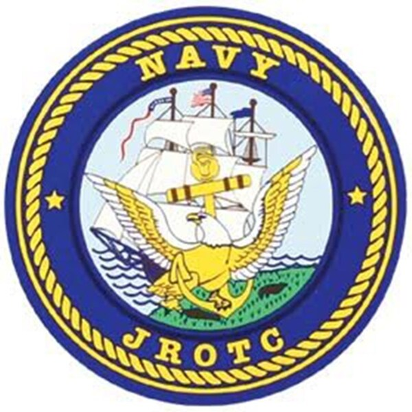 JROTC Navy Car Decal