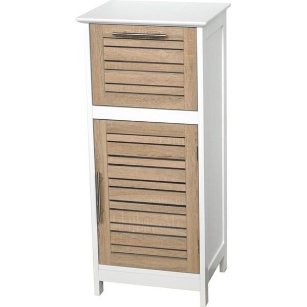 Shop Evideco Bathroom Free Standing Storage Floor Cabinet
