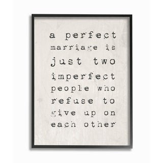 A Perfect Marriage Framed Giclee Texturized Art