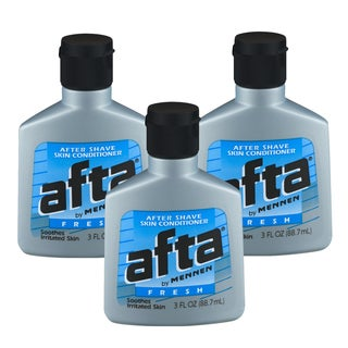 Afta Fresh 3-ounce After Shave Skin Conditioner (Pack of 3)