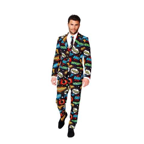 OppoSuits Men's Badaboom Suit