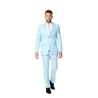 OppoSuits Men's Cool Blue Suit