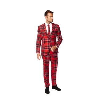 OppoSuits Men's The Lumberjack Suit