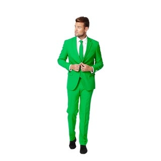 OppoSuits Men's Evergreen Suit