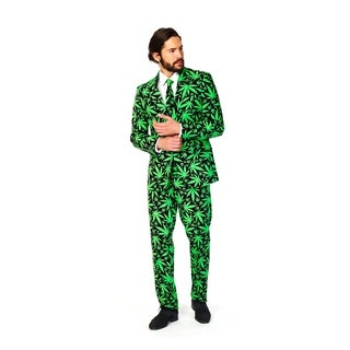 OppoSuits Men's Cannaboss Suit (More options available)
