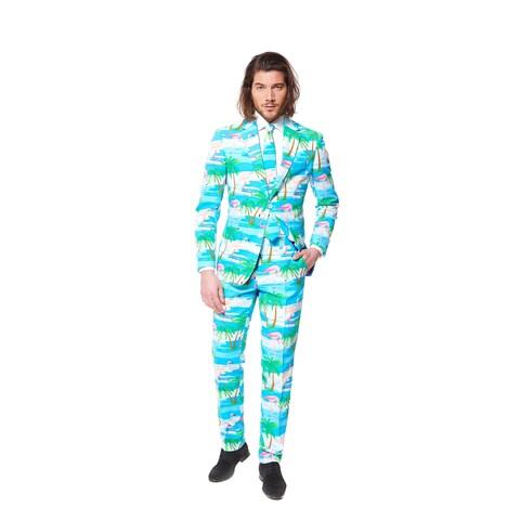 OppoSuits Men's Flaminguy Suit