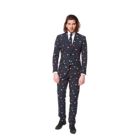 OppoSuits Men's Pac-Man Licensed Suit